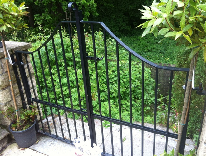 Metal Gates