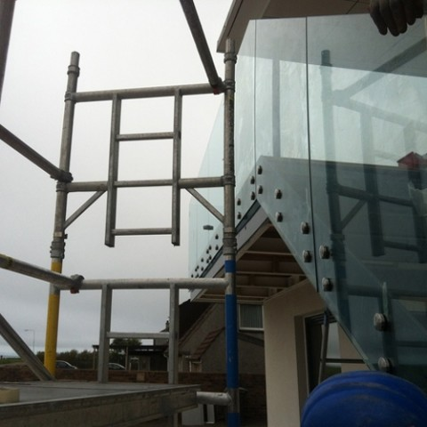 Glass Balustrades Glenrothes