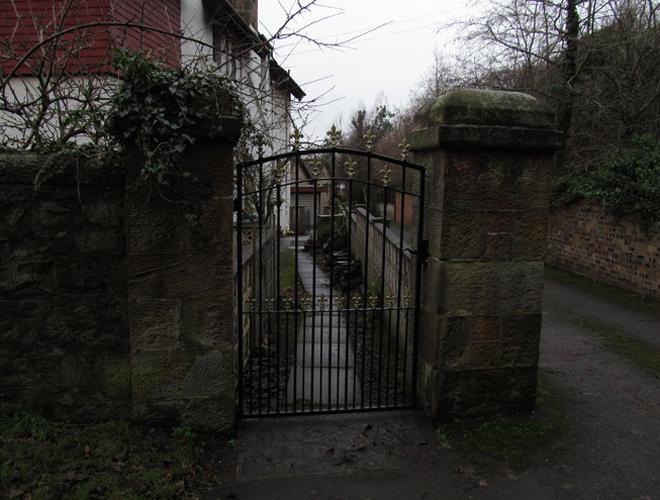 Wrought Iron Gates Glenrothes