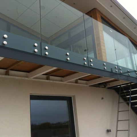 Glass Balustrades Systems
